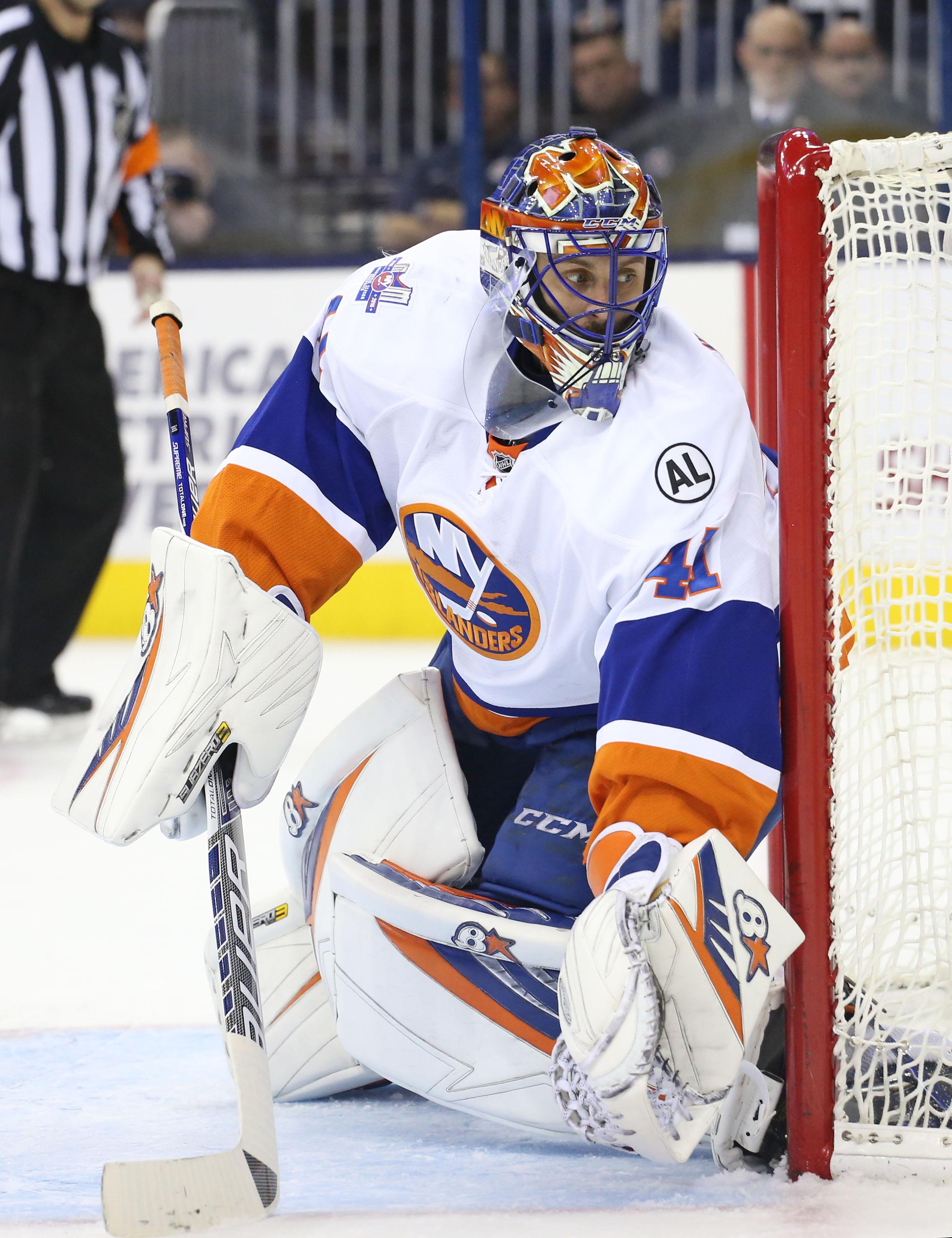 new style ef65f ff36c Islanders Waive Jaroslav Halak | Pro Hockey Rumors