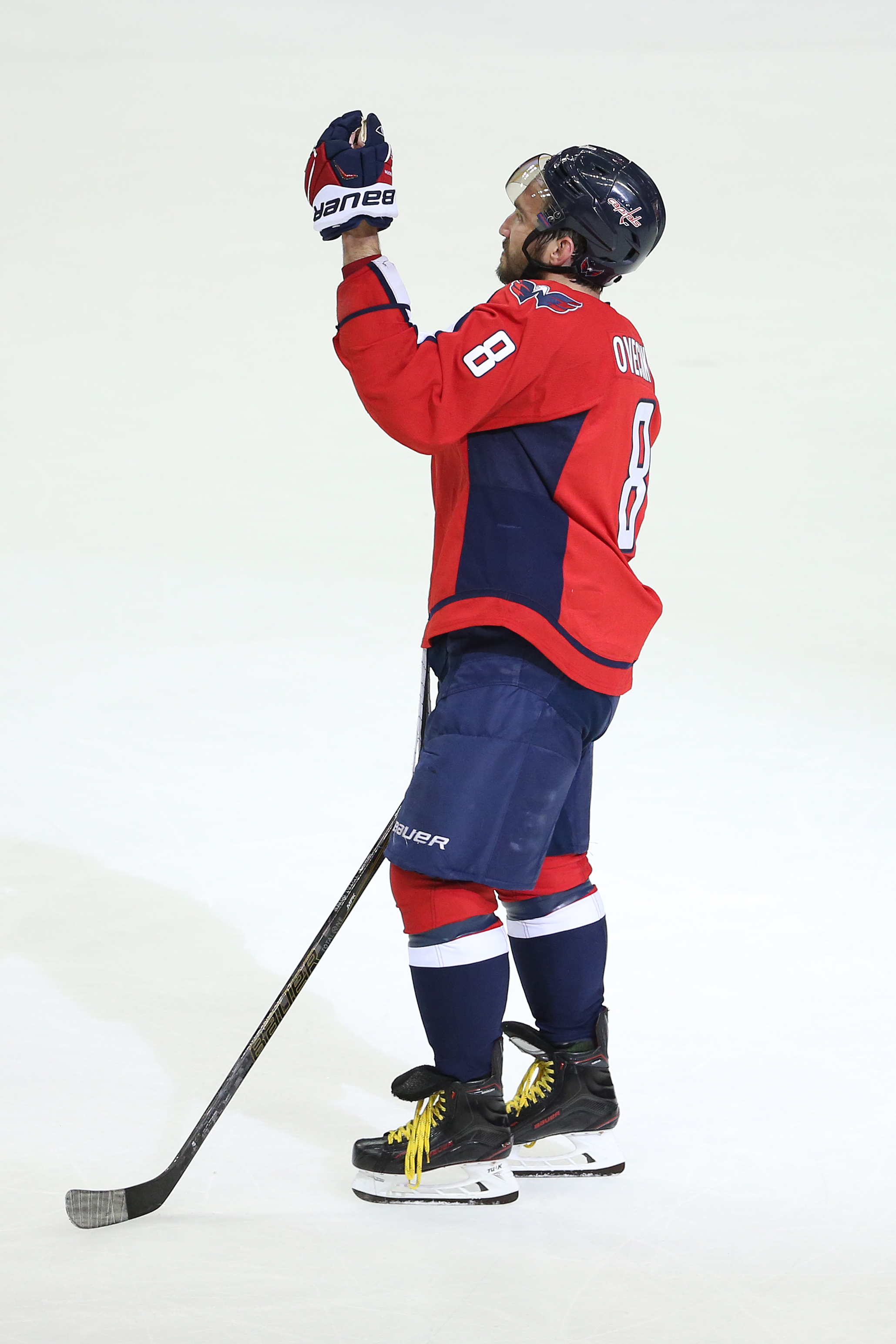 16fa04e8d84 Alex Ovechkin. The captain just continues to keep on scoring – he leads the  league in that department and has a chance at his second career 60-goal  season.