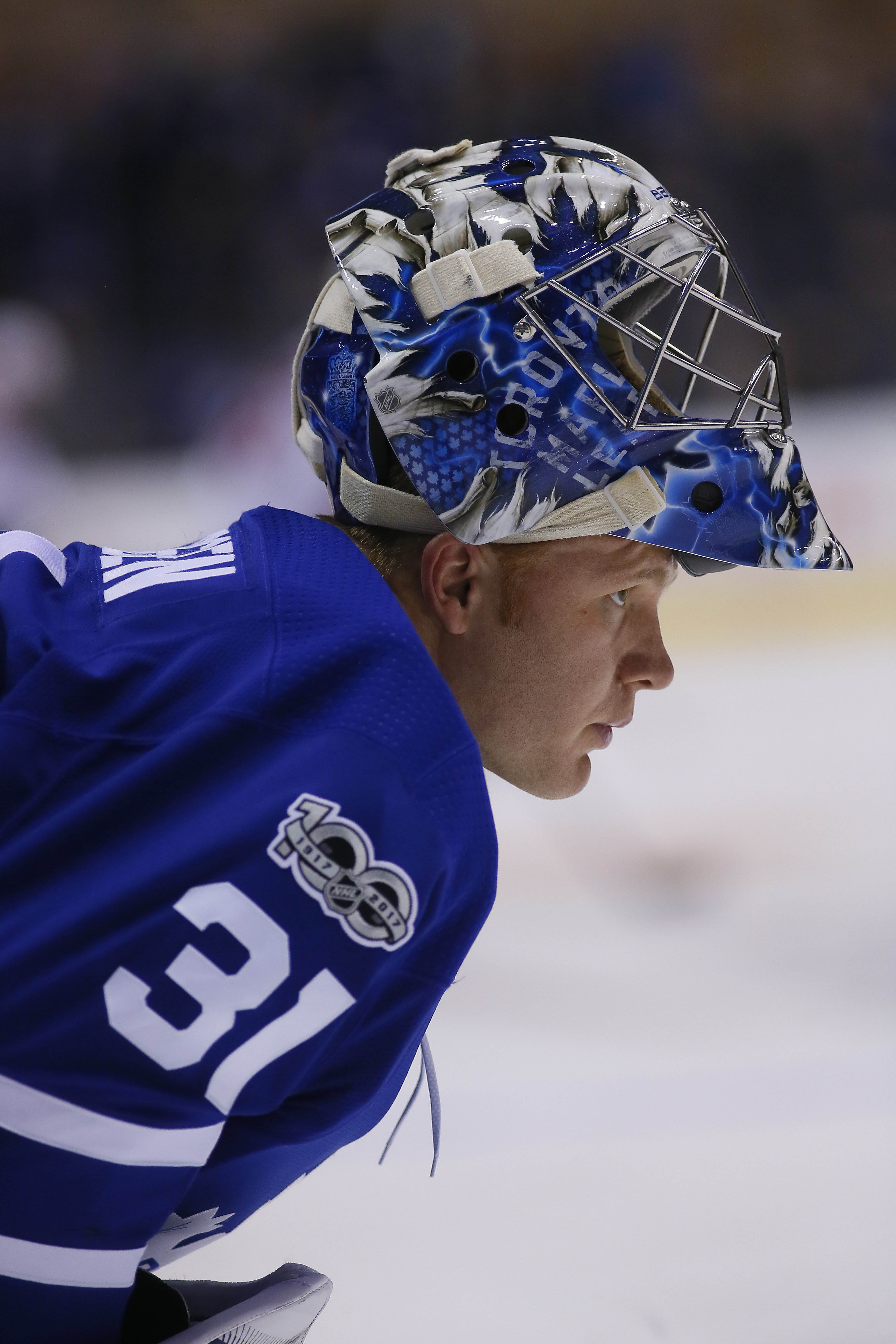 Toronto quickly locked up Andersen shortly after acquiring him and he has  certainly out-performed his contract so far. The Leafs have struggled in  the ... 5fb5d1e7fcd