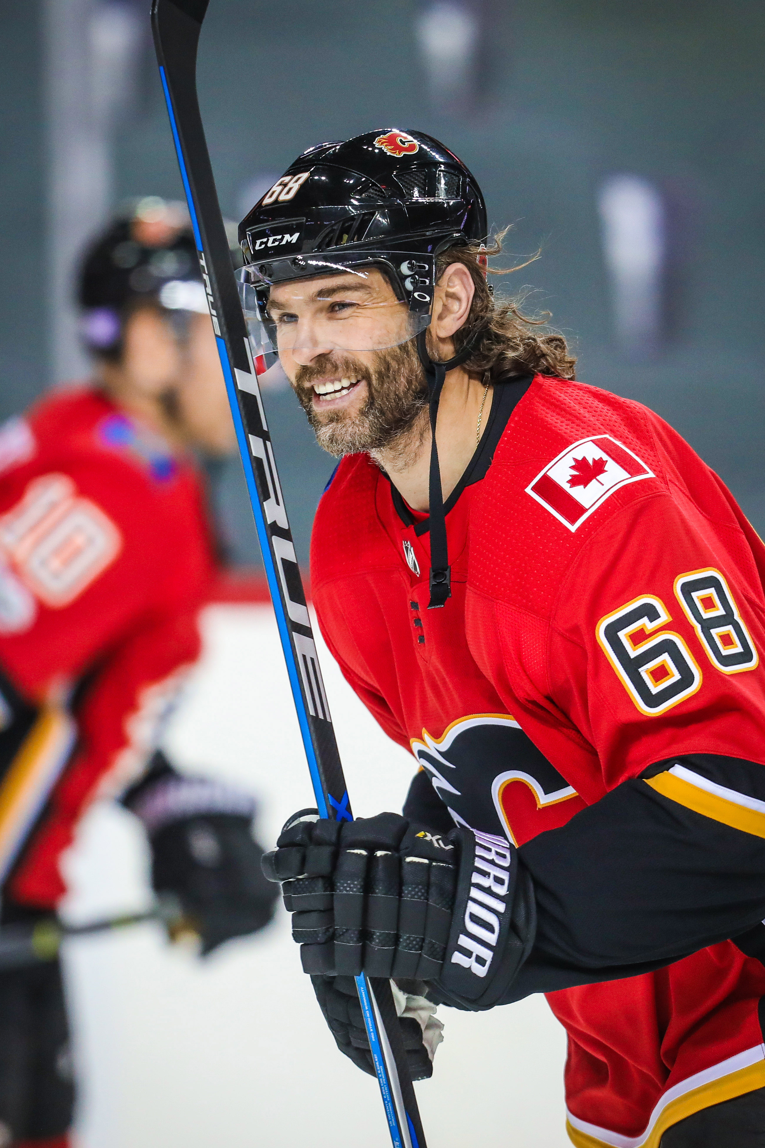 newest eba02 5de4c Next Steps For Jaromir Jagr & The Calgary Flames