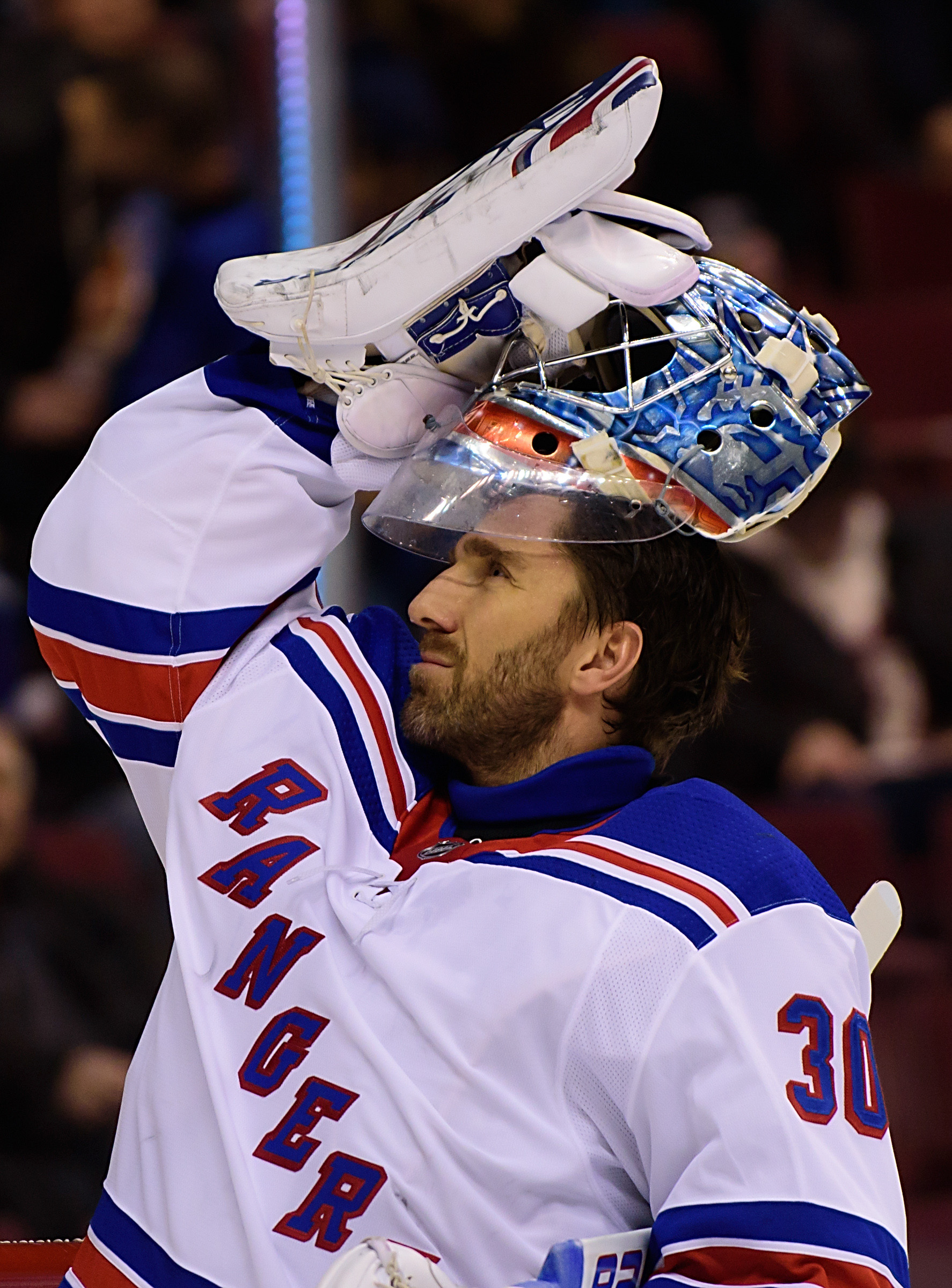 Henrik Lundqvist Turned Down Trade Opportunity