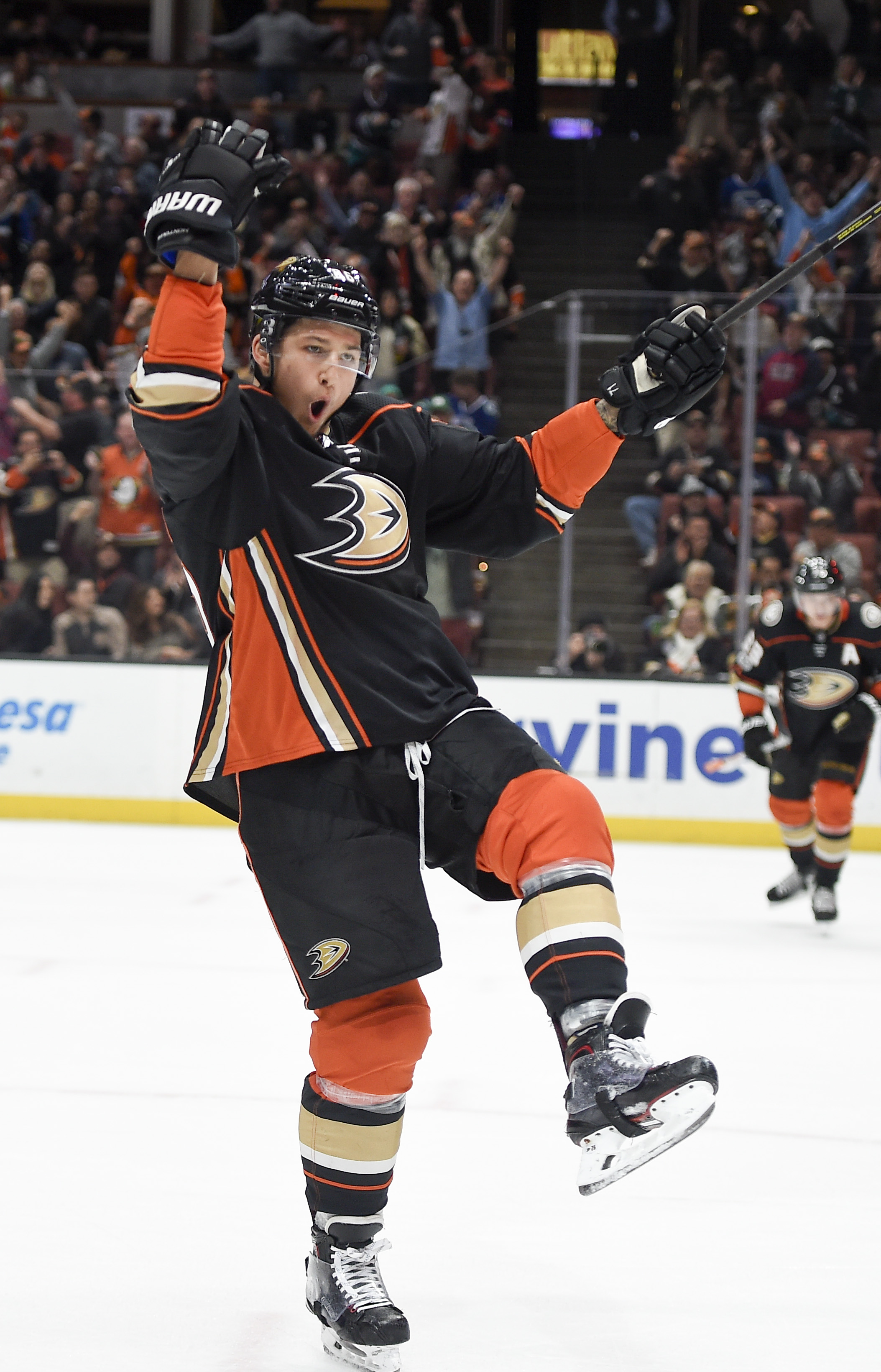 2c1da1849 Montour, 24, is a very important part of the Ducks' defense corps now that  Shea Theodore and Sami Vatanen have been sent elsewhere in the last 13  months.