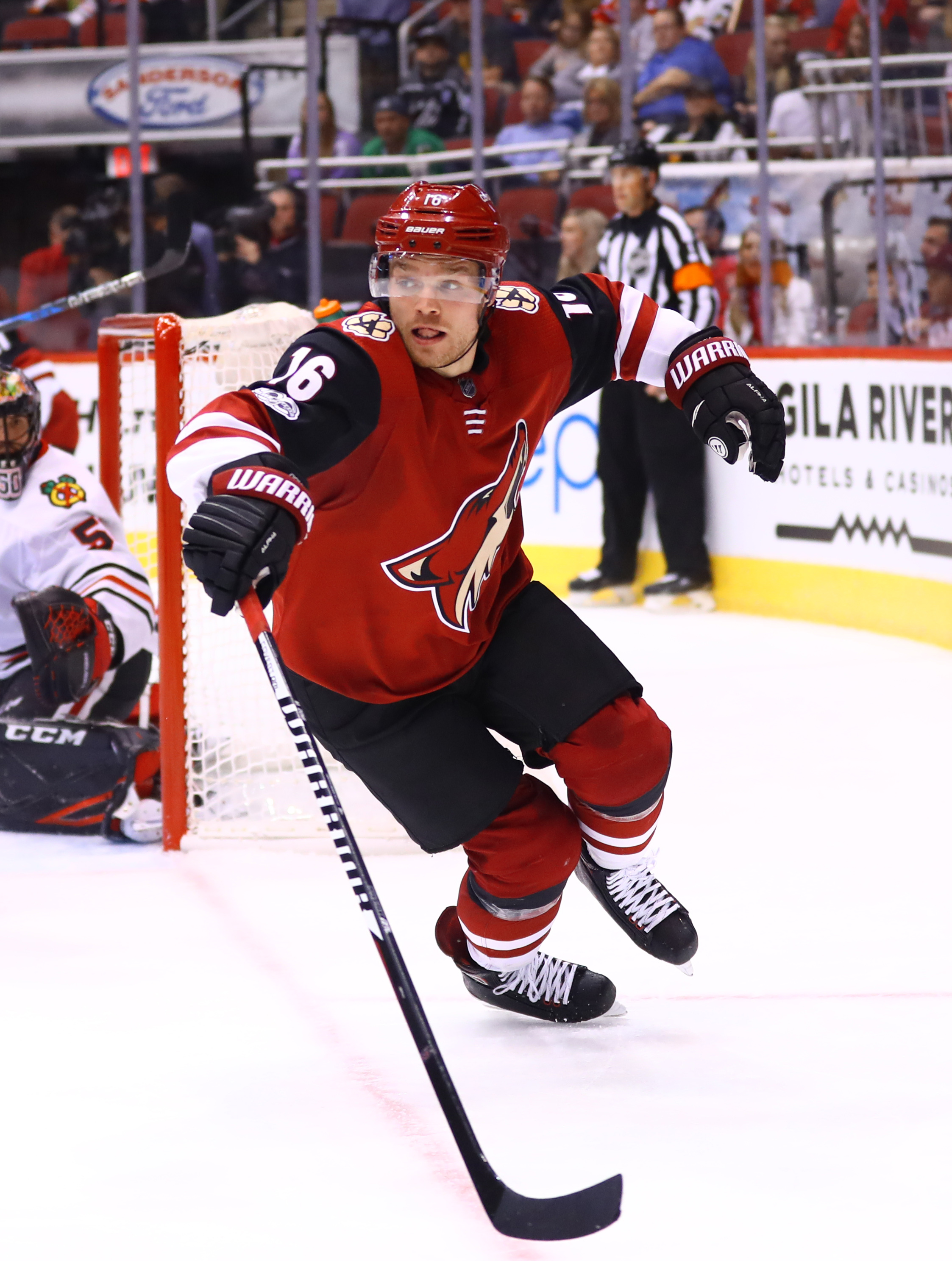free agent focus: arizona coyotes