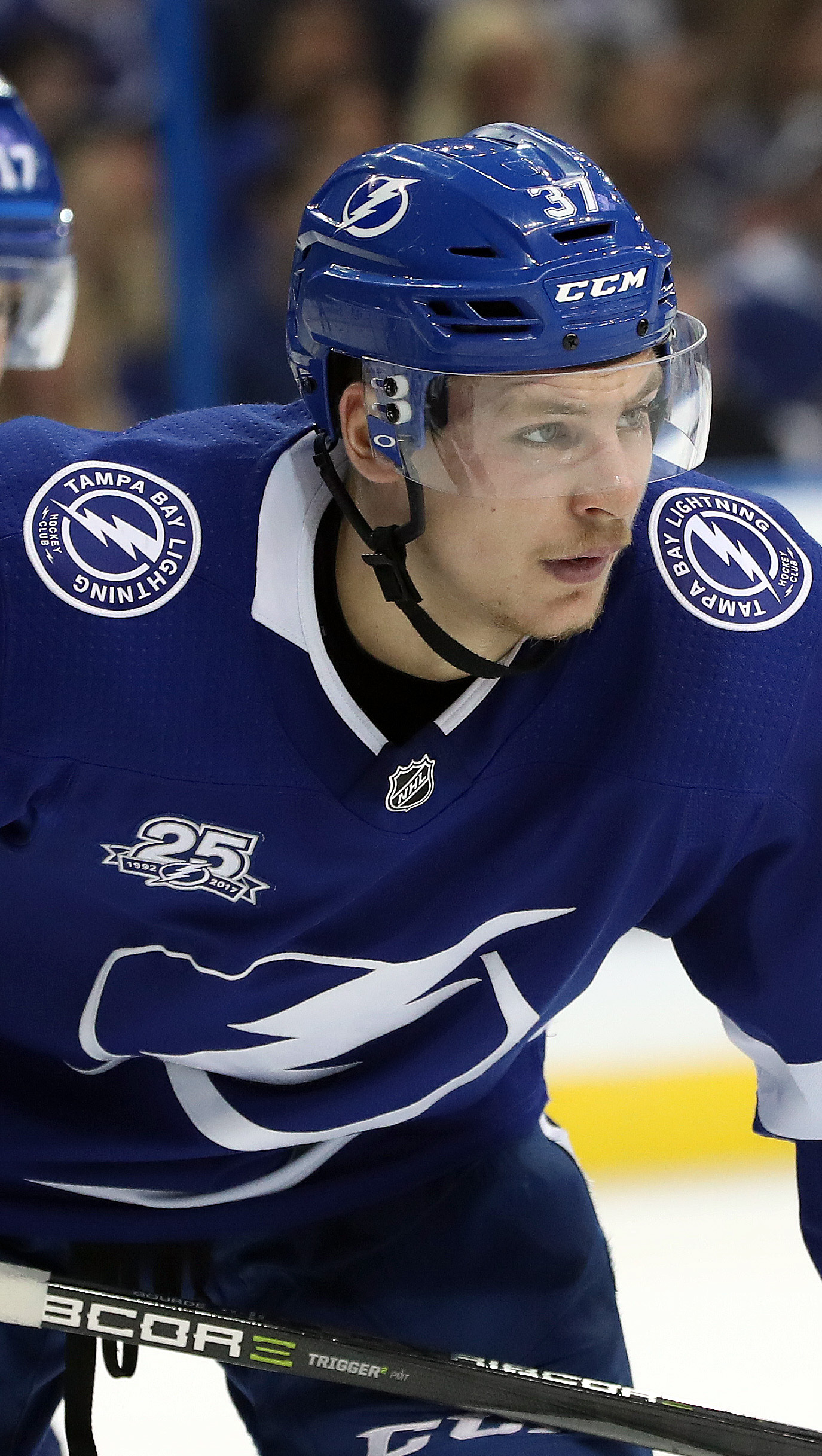 Yanni Gourde Signs Six-Year Extension With Tampa Bay Lightning b6f0e91381a