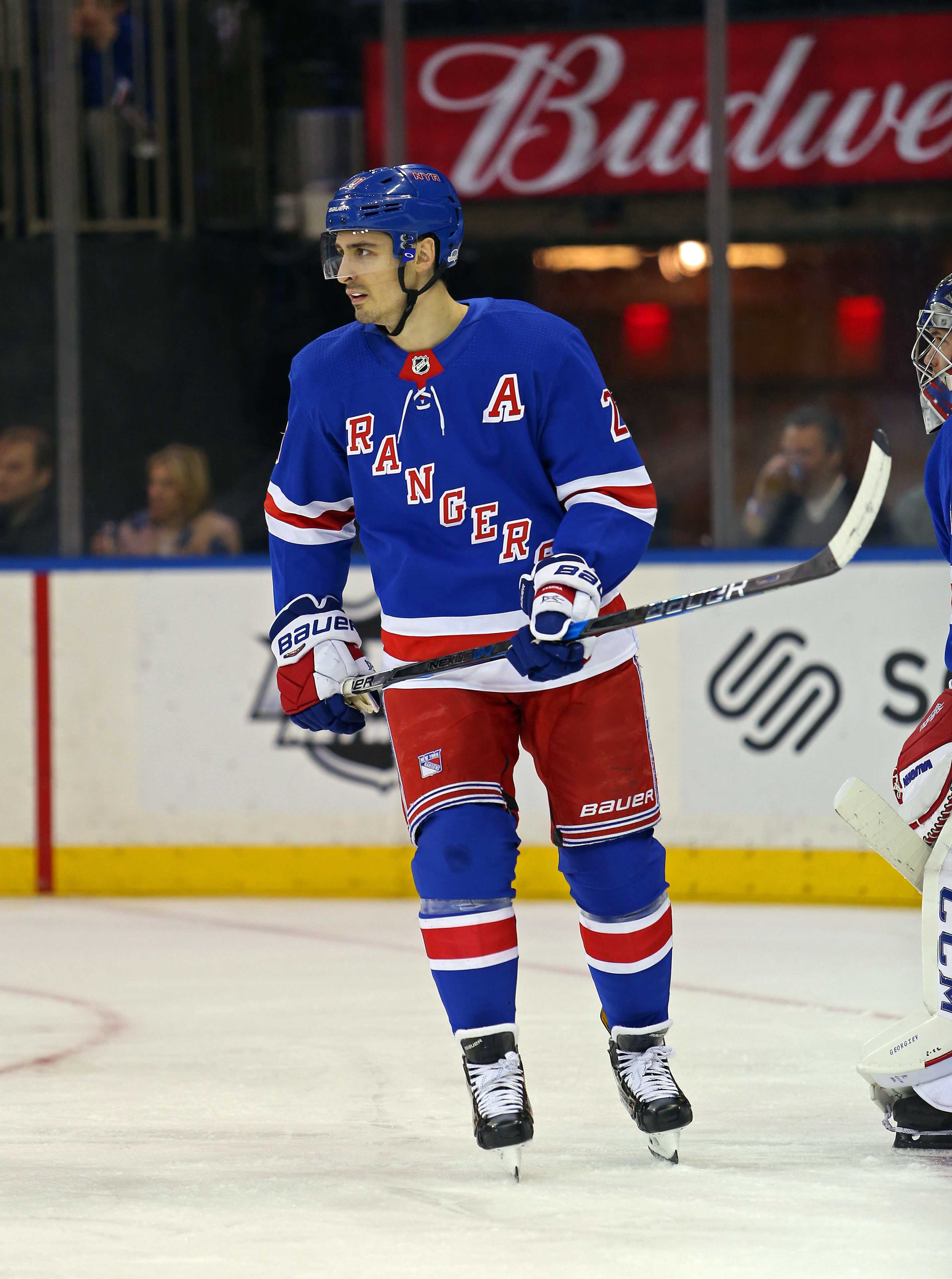 14fc2c7a45c Decision Looming For New York Rangers