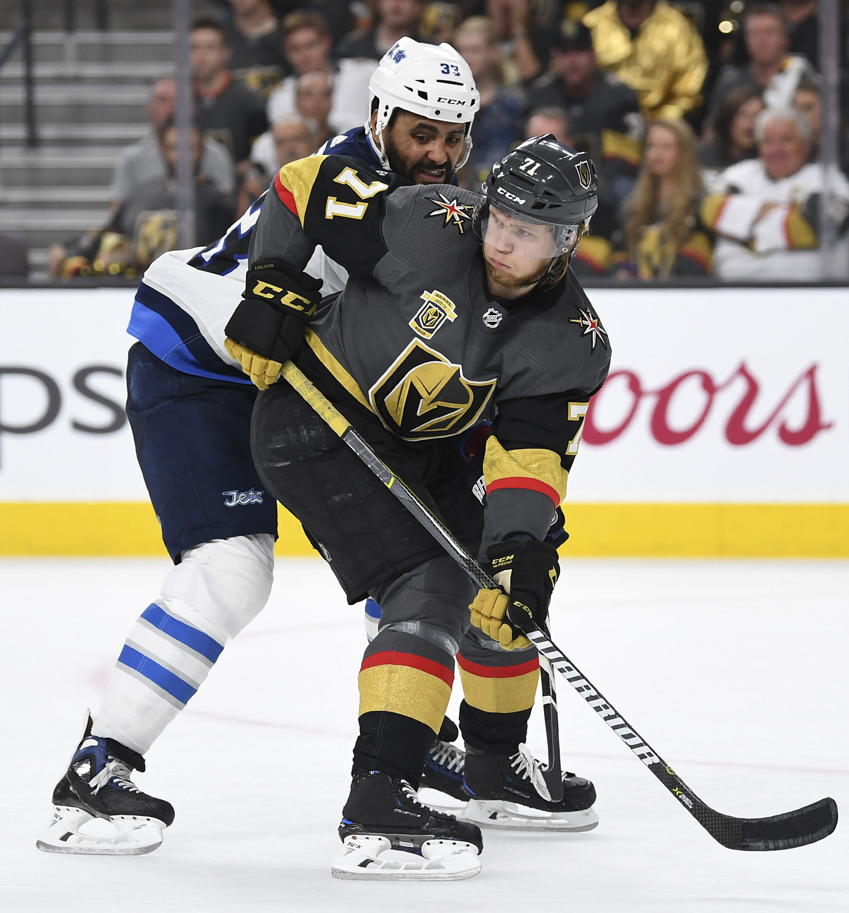 The most important piece the Vegas Golden Knights need to lock up is  Karlsson 14fa6aac097f