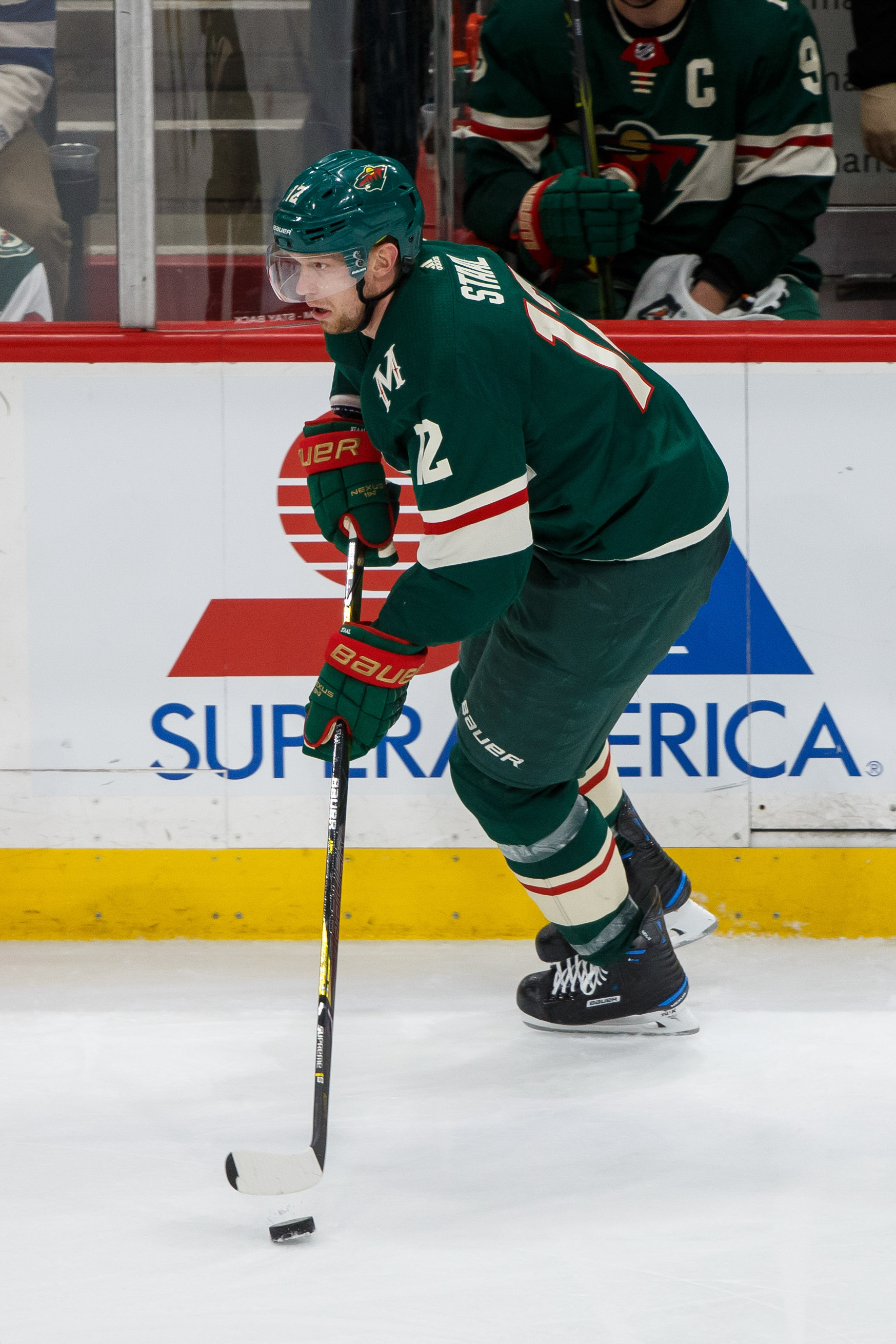The team will have an interesting decision to make on Staal at the end of  this season. Staal f6c2799be