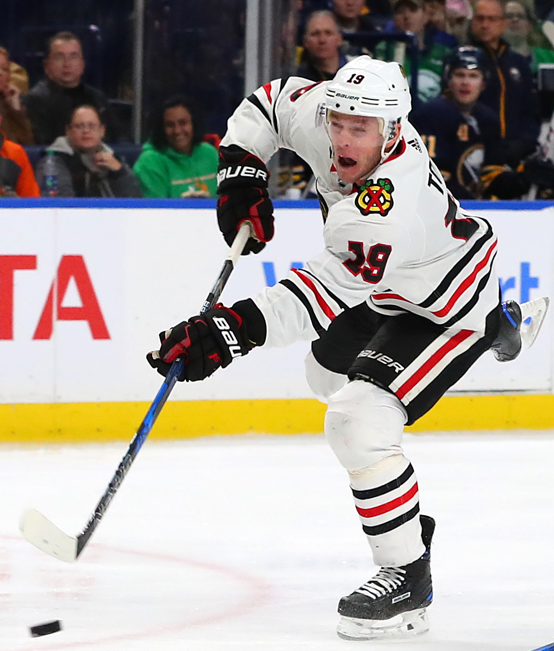 385633468 However, he remains a bright spot and is determined to get the Blackhawks  back into the playoff picture this year.