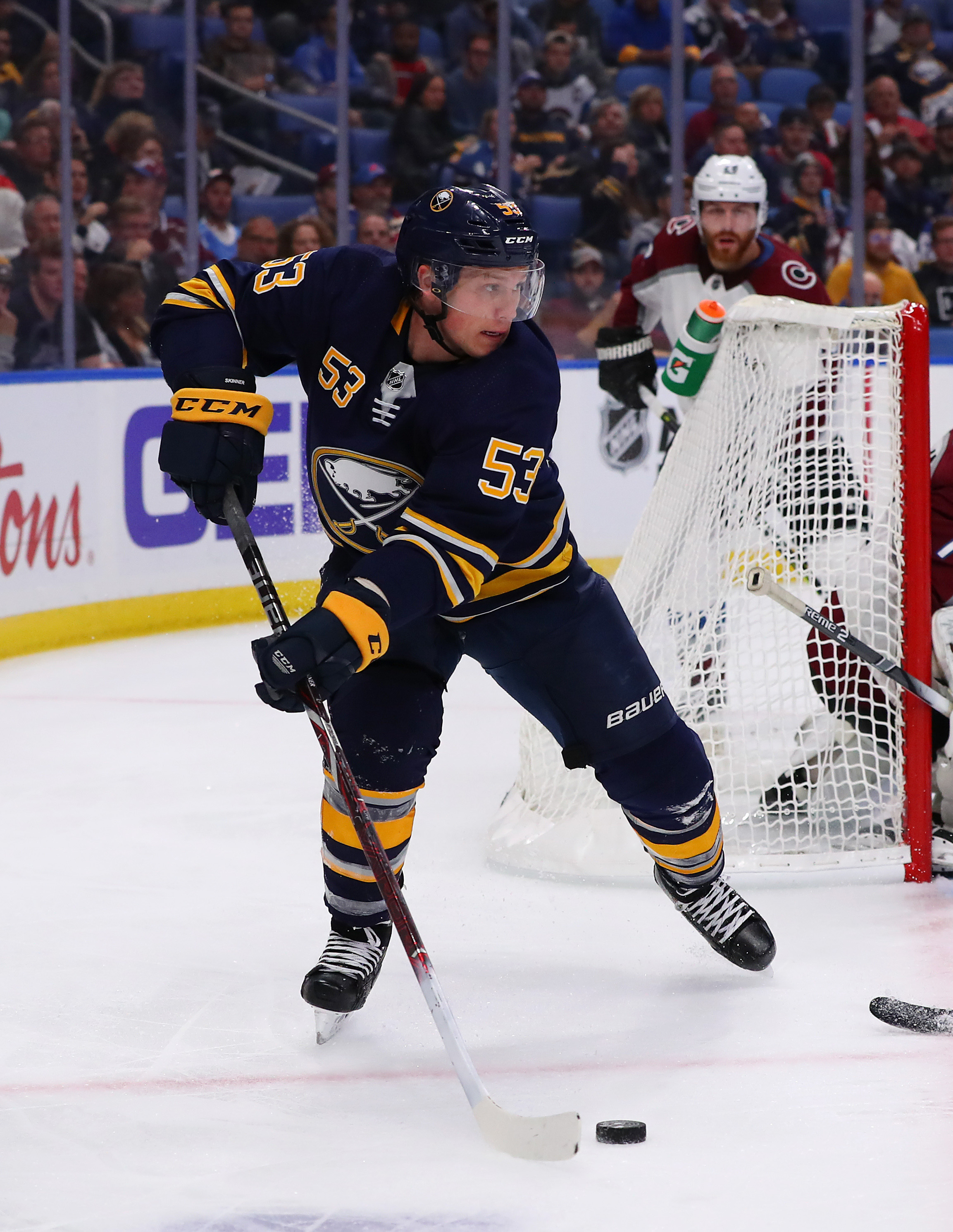 sale retailer 8b5d4 bb6a5 Buffalo Sabres Expected To Start Negotiations With Jeff ...