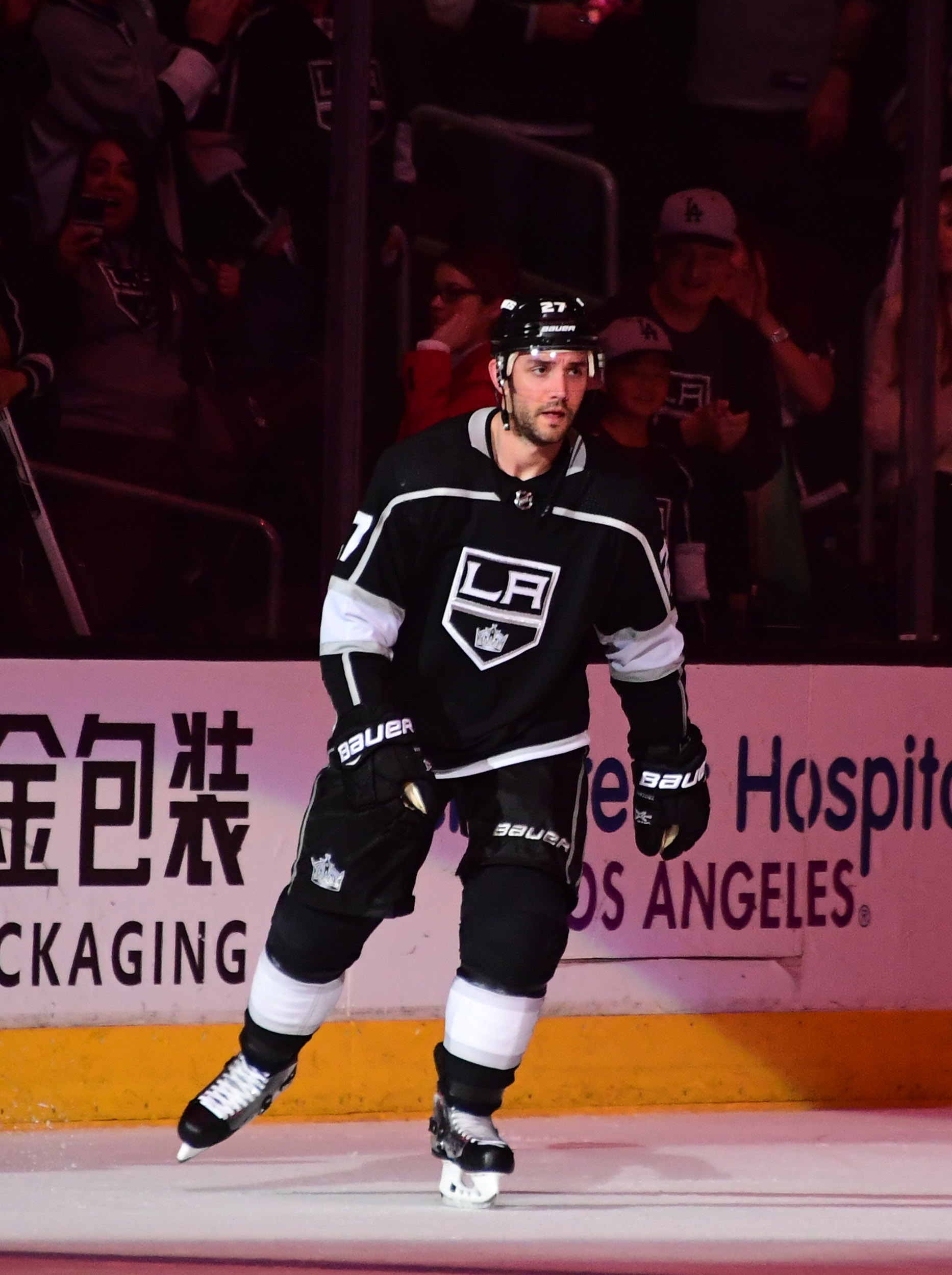The team has several trade options if they want to totally rebuild the  franchise. The Kings already moved Muzzin 74698e3e9910