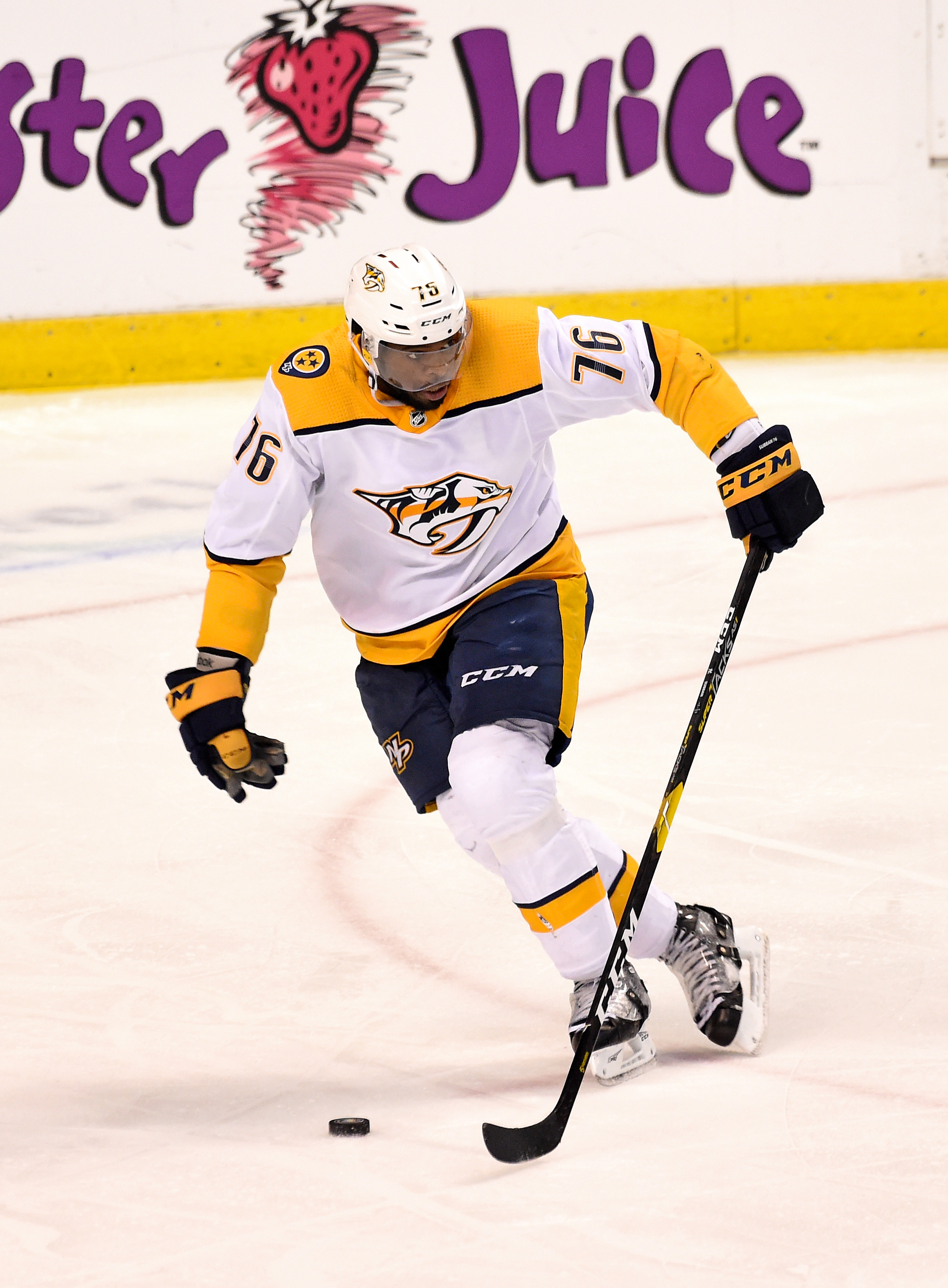 separation shoes 61bc3 98dca New Jersey Devils Acquire P.K. Subban | Pro Hockey Rumors