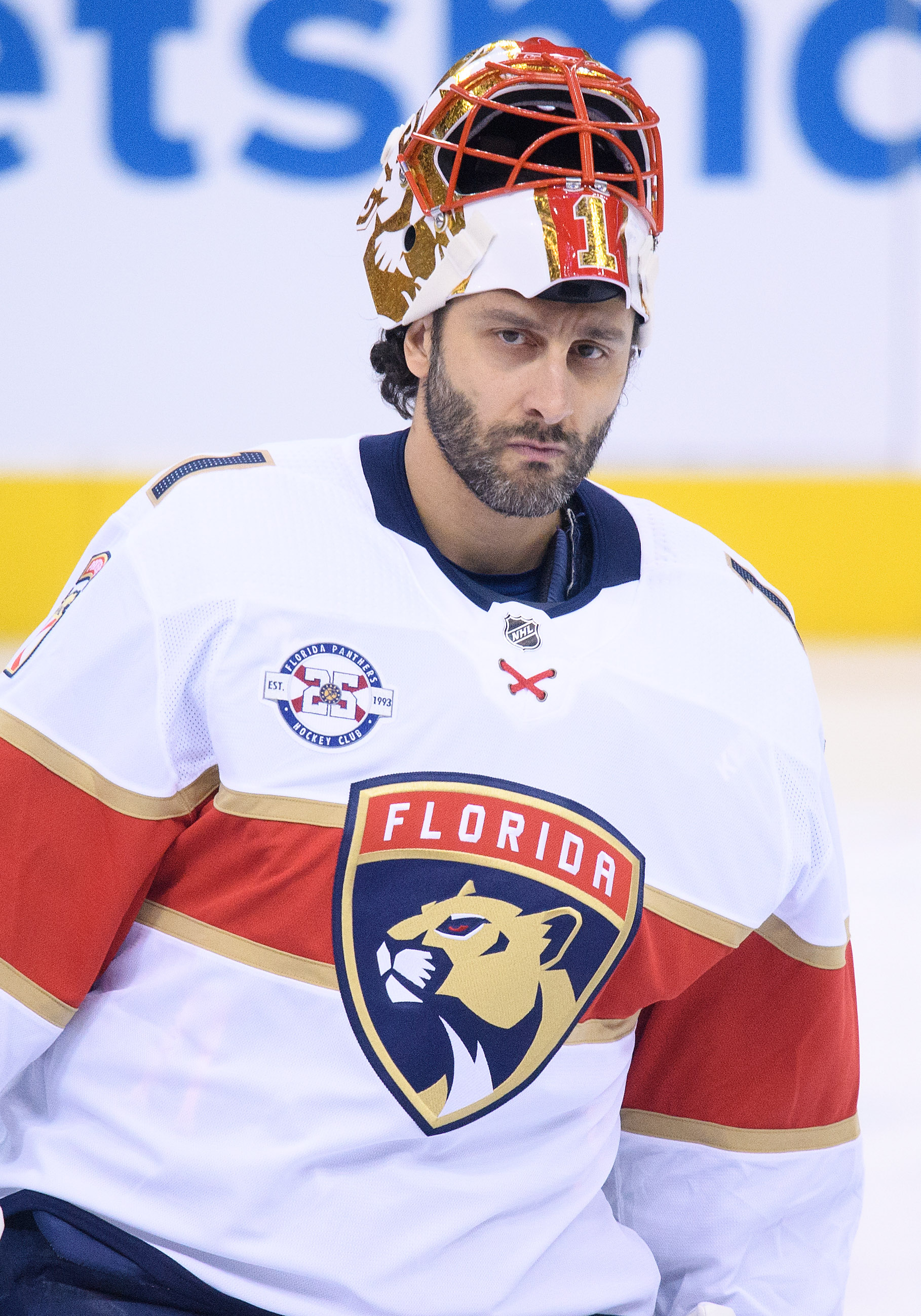 Roberto Luongo Announces Retirement